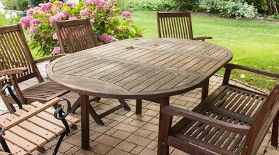 โต๊ะนั่งเล่นในสวน 3
