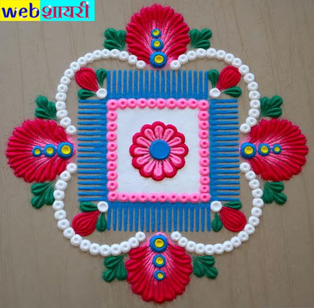 rangoli design wallpapers for diwali and holi festval