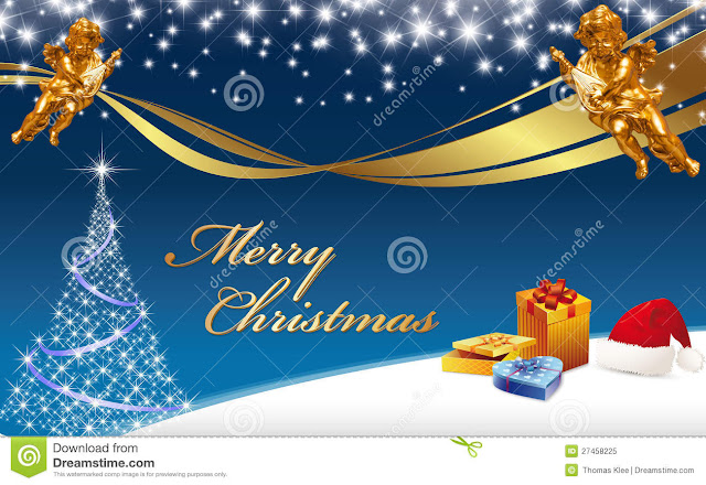 Download Merry Christmas Greeting Cards