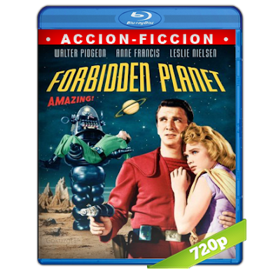 El Planeta Desconocido (1956) BRRip 720p Audio Trial Latino-Castellano-Ingles 5.1