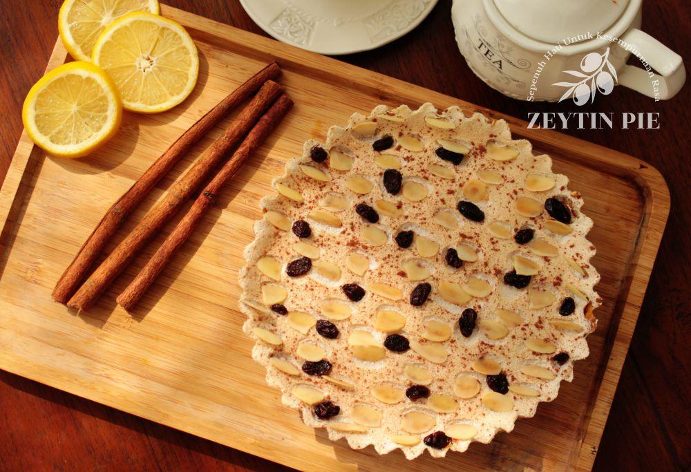 Klaapertpie enak lezat istimewa Zeytin Pie