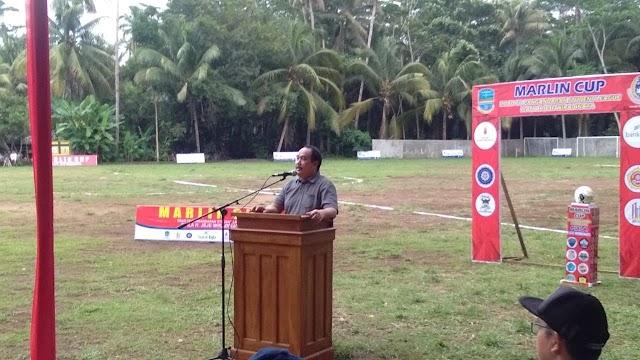 Bupati Pangandaran Buka Acara Road to Pangandaran Student League Piala H Jeje Wiradinata