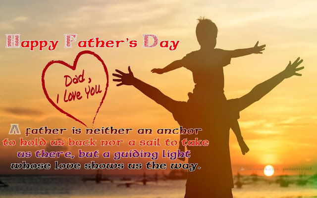 Happy Fathers Day quotes love