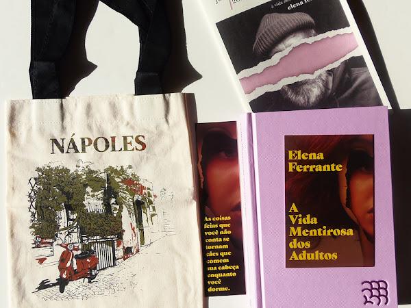 Intrínsecos, o clube de assinatura de livros da Editora Intrínseca - #021