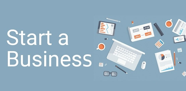 straightforward ways to start your business steps company startup
