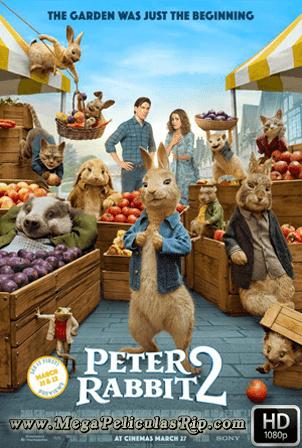 Peter Rabbit 2: Conejo En Fuga [1080p] [Latino-Ingles] [MEGA]