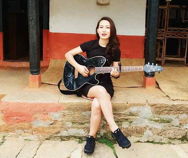 Rail Lai Ma Lyrics - Trishna Gurung. Here is the Rail Lai Ma Lyrics by Trishna Gurung - Rail lai ma chadi Kati ukali orali Gardai sabailai bidali lage ma Manda hawa le chuda jhan Kina jhaski rahanchha mann Samjhi mayalu ko deshai lage ma. rail lai ma lyrics, rail lai ma lyrics and chords, rail lai ma guitar chords, rail lai ma guitar lesson, rail lai ma free mp3 download, trishna gurung rail lai ma lyrics, rail lai ma karaoke, trishna gurung songs lyrics trishna gurung free song download latest trishna gurung song trishna gurung song collection latest nepali song khani ho yahmu lyrics