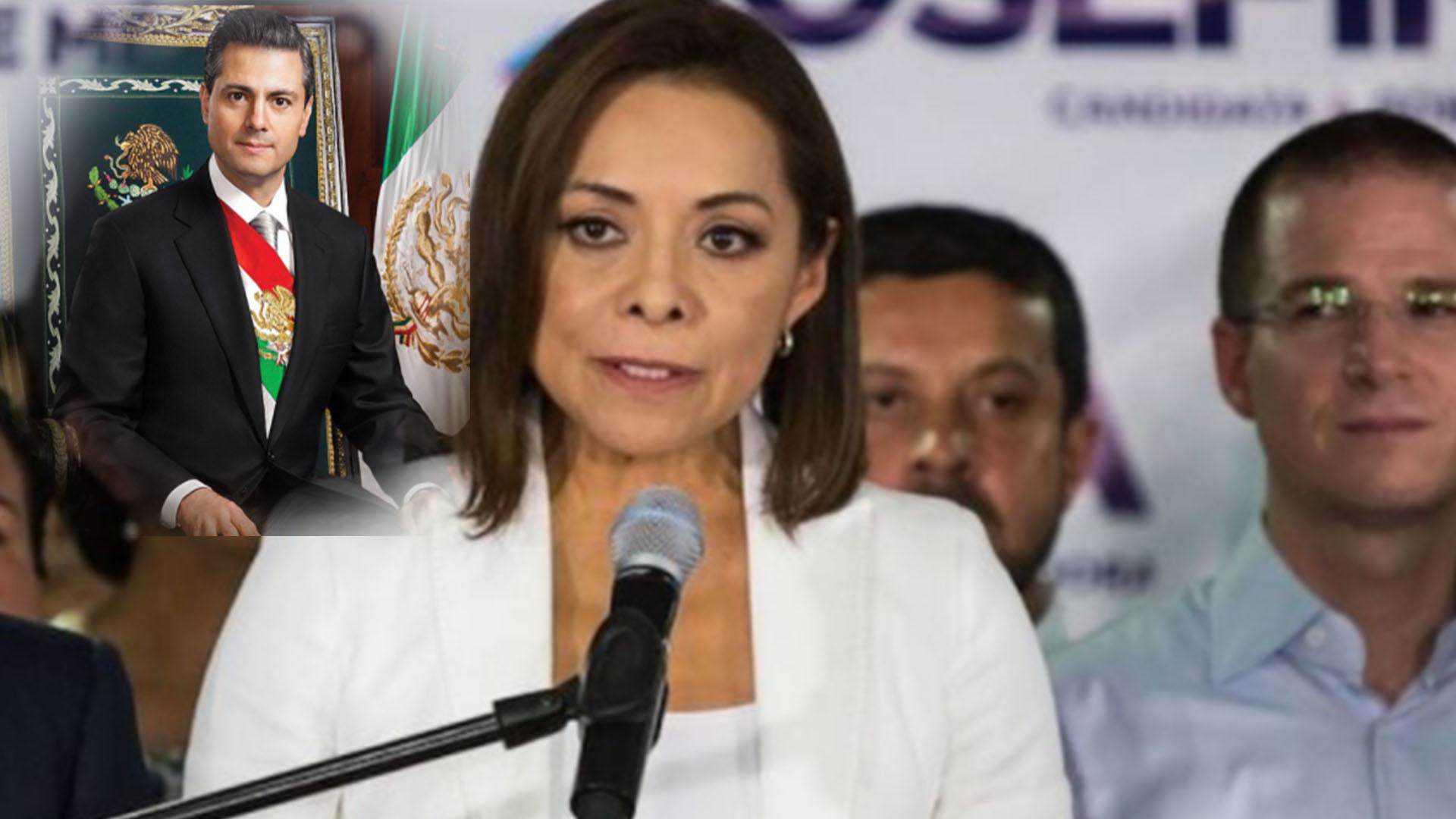 """""""Yo no recibí dinero de EPN"""", Josefina Vázquez Mota se defiende de acusaciones de la 4T"""