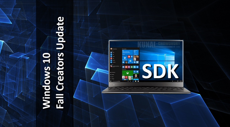 Microsoft releases Windows 10 SDK for Fall Creators Update