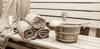 energiansäästö sauna