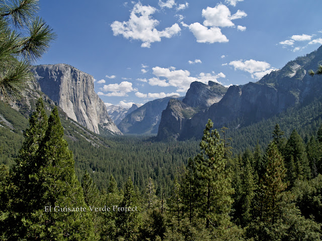 Yosemite National Park por El Guisante Verde Project