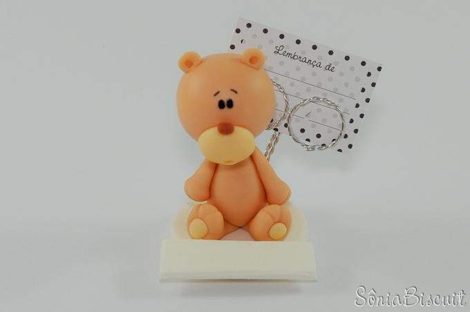 Ursinho Biscuit Lembrancinha