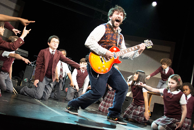 Musical Escola de Rock na Broadway em Nova York
