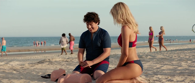 Baywatch (2017) UnRated Dual Audio [Hindi-DD5.1] 720p BluRay ESubs Download