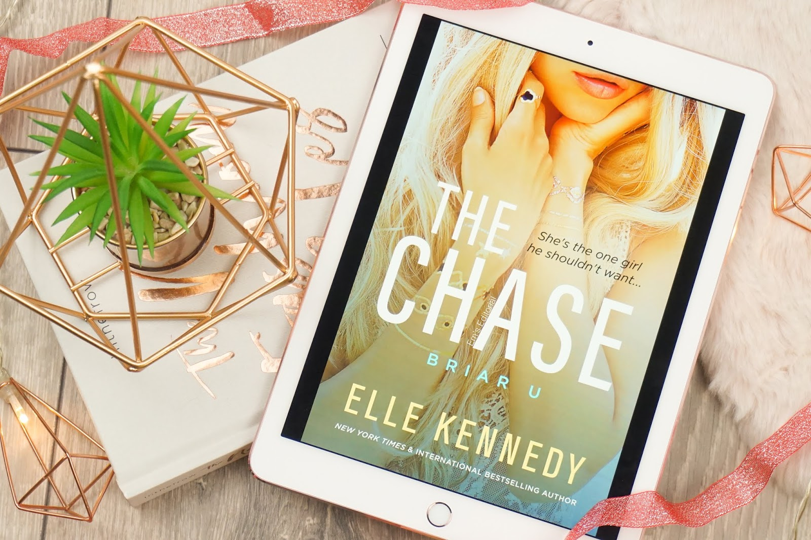 The Chase (Briar U #1) By Elle Kennedy Kindle