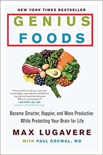 Free pdf Genius Foods: Become Smarter..