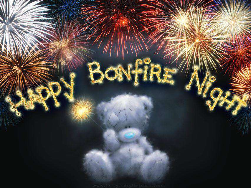 Bonfire Night Wishes Photos