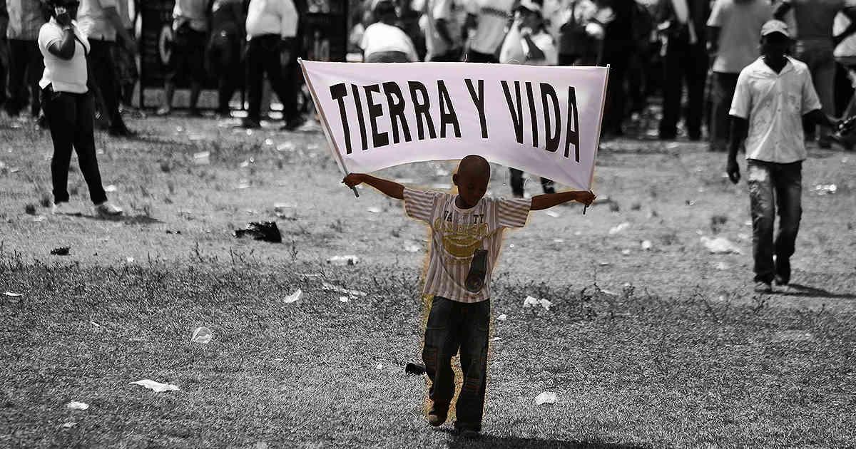 Colombia el país más peligros del mundo para ambientalistas, les asesinan