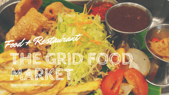 The Grid Food Market at Rockwell: it's not your usual food hall experience