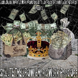 Salute The Crown Mixtape 1