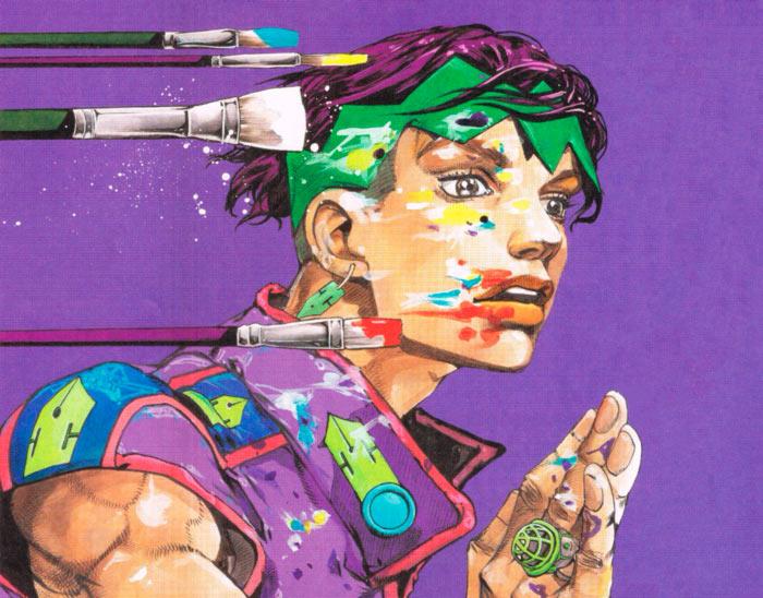 Así habló Rohan Kishibe (Thus Spoke Kishibe Rohan   Kishibe Rohan wa Ugokanai) manga - Hirohiko Araki