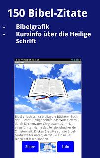 150 Bibel Zitate Android App