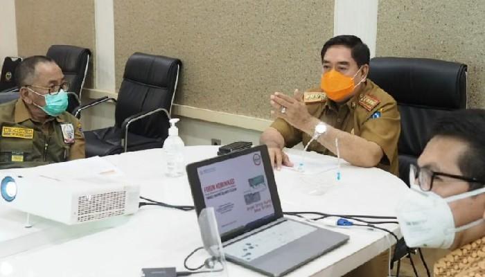 Sekprov Sulsel Minta Data BPJS Kesehatan Terintegrasi dengan Data Dinsos