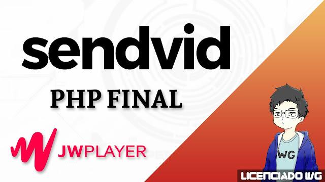 Sendvid JWPlayer