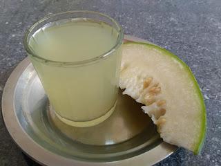 Ash gourd juice