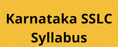 10th Class New Reduced Syllabus - Karnataka Board