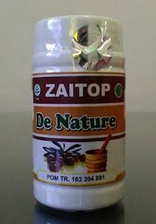 Obat Zaitop De Nature