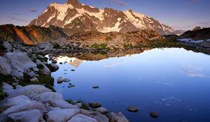Dünyanın En Güzel Manzaralı Göl Resimleri
