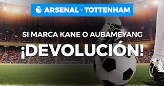 Paston Promo premier league Arsenal vs Tottenham 1 septiembre 2019
