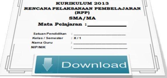 Silabus Sma K 13 Revisi