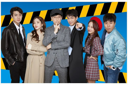 VARIETY SHOW BUSTED 10 END SUBTITLE INDONESIA