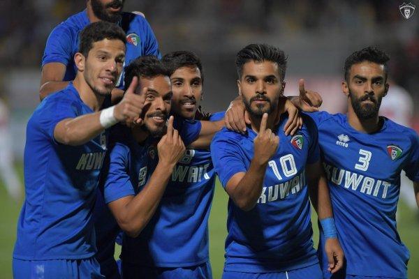 مشاهدة مباراة الكويت والاردن