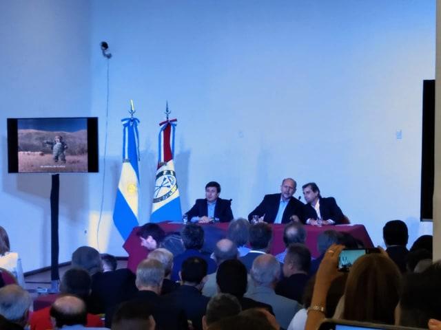 """LA VANGUARDIA SE HIZO PRESENTE EN LA PRESENTACIÓN DEL PROGRAMA  """"ARGENTINA CONTRA EL HAMBRE"""""""