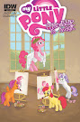 MLP Alison Blackwell Comic Covers