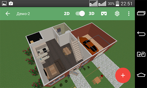 Planner 5d aplicaci n para dise ar interiores - Disenar interiores online ...