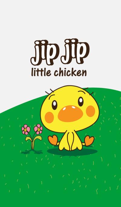 jip jip little chicken