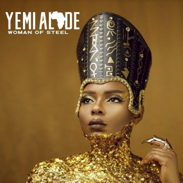 [Album] Yemi Alade - Woman Of Steel