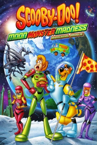 Scooby-Doo! Moon Monster Madness [2015] [DVD FULL] [Latino]