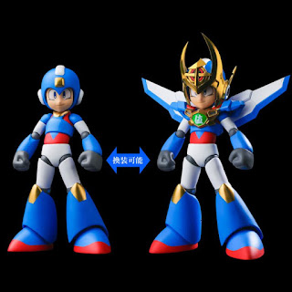 Megaman Capcom x Sentinel Collaboration
