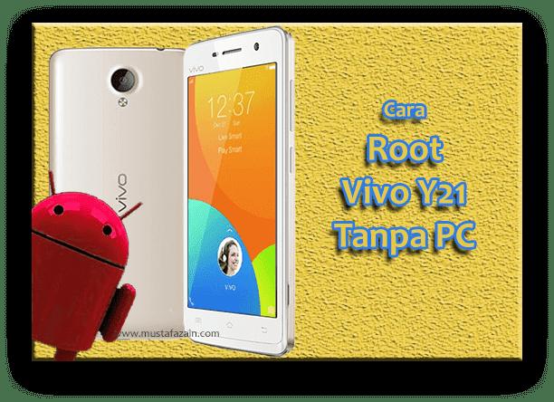 Cara Root Vivo Y21 Tanpa PC Dengan Mudah dan Cepat