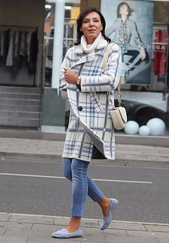 wiosenne płaszcze stylizacje 2022 2023