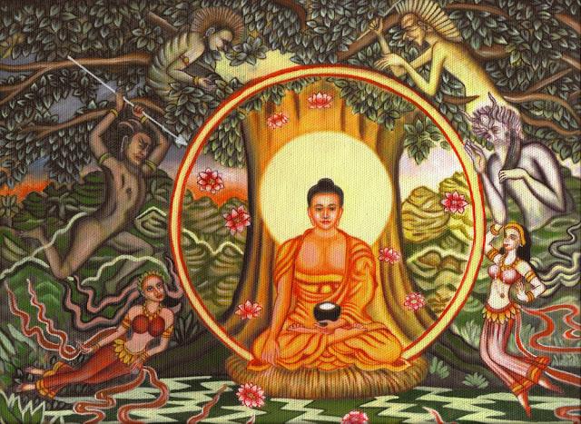 Đạo Phật Nguyên Thủy - Kinh Tăng Chi Bộ - Bốn Vô Sở Úy