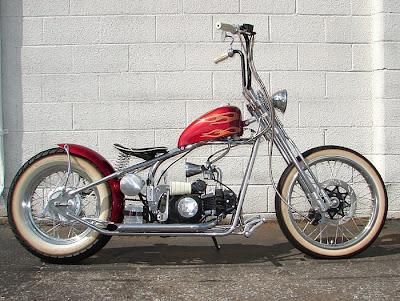 Vavandipupus Modelo Hardknock Kikker 5150 50cc