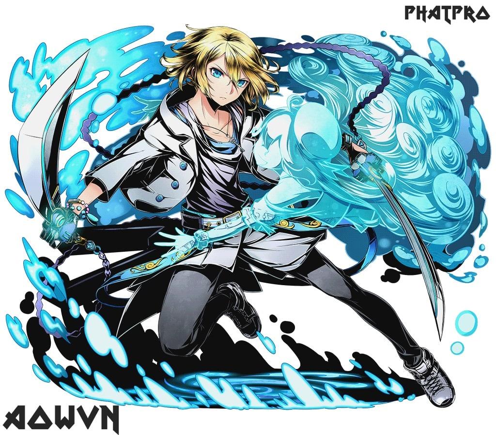 Divine%2BGate%2B %2BPhatpro%2B%25283%2529 min - [ Anime 3gp Mp4 ] Divine Gate | Vietsub - Cánh Cổng Thần Thánh - Art Đẹp