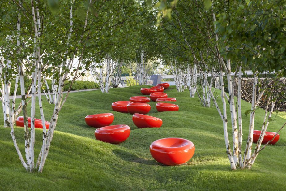 Medical laboratory and biomedical science red cell for Red landscape architects