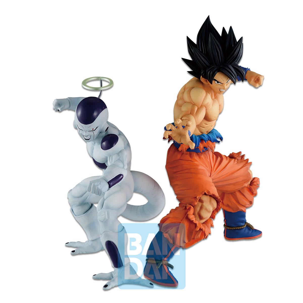 Freezer Son Goku Banpresto
